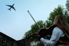 w8 vliegtuig viool
